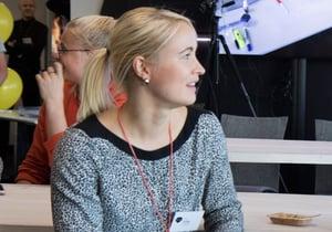 Irina Nordström Eficode