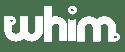 whim logo white