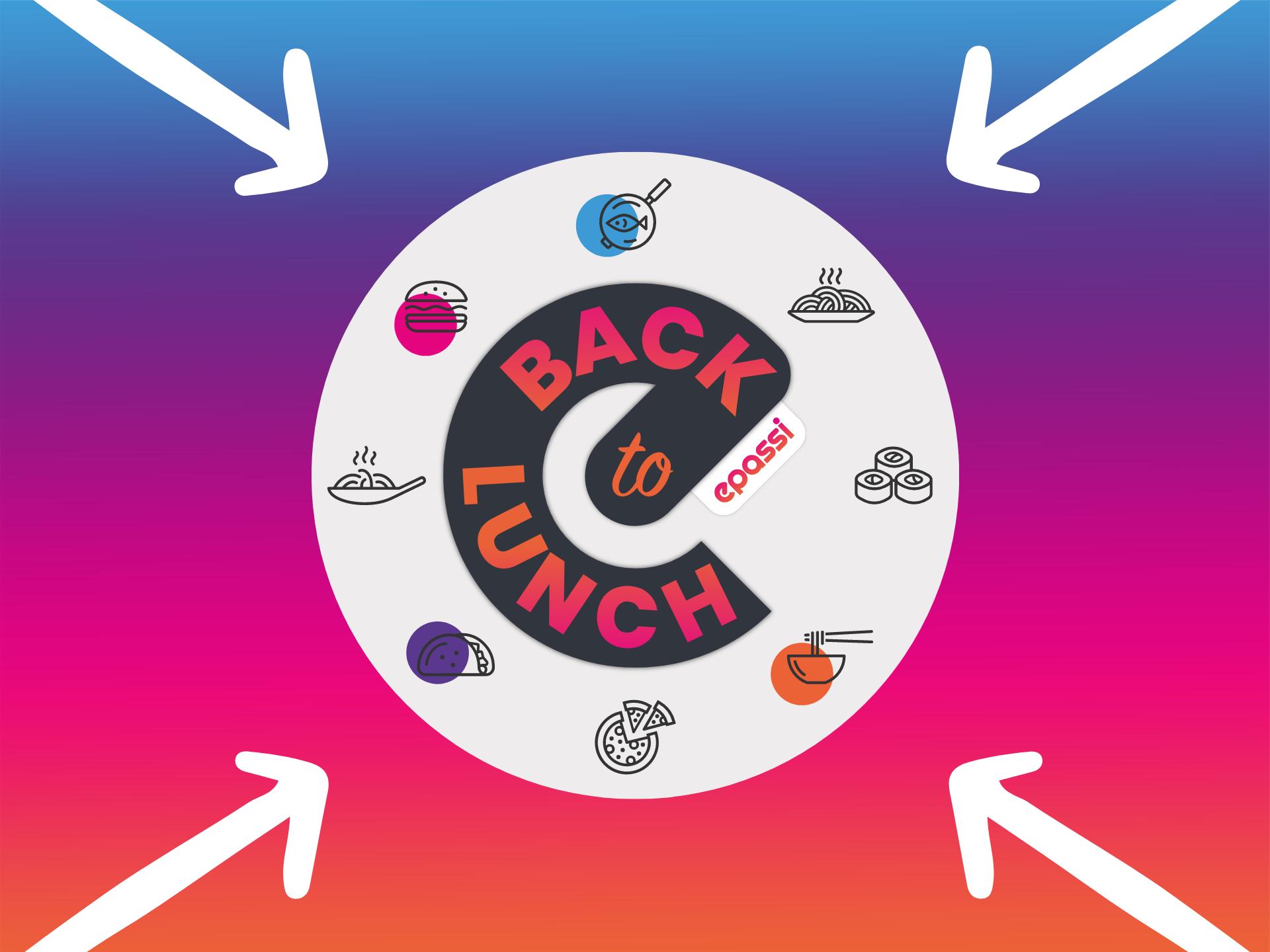 Epassi Back to Lunch - SoMe-julkaisu 1