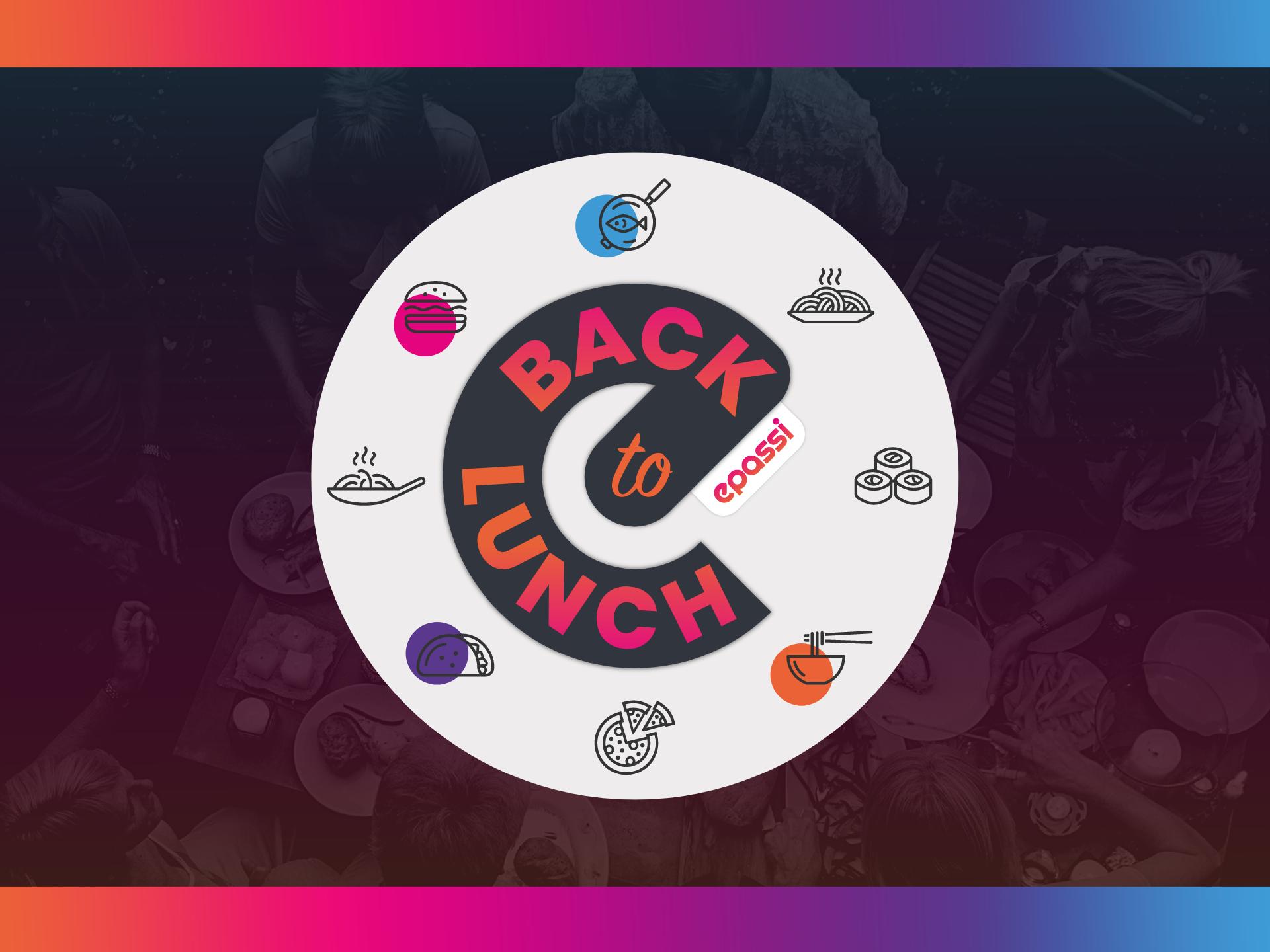 Epassi Back to Lunch - SoMe-julkaisu 2